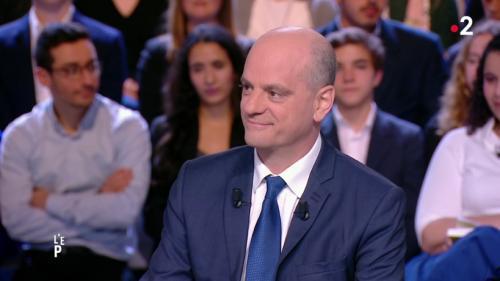 """DIRECT. Regardez """"L'Emission politique"""" avec le ministre de l'Education nationale, Jean-Michel Blanquer"""
