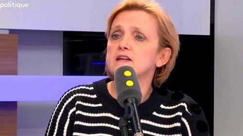 """Tout est politique. """"Jean-Michel Blanquer rassemble au-delà des familles politiques"""", estime l'élue LR Florence Berthout"""