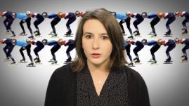 VIDEO. JO d'hiver 2018 : on vous explique pourquoi le short track est la discipline la plus insolite des jeux