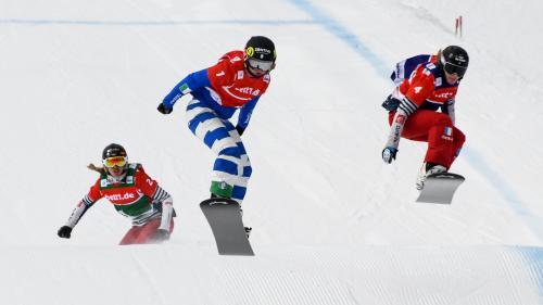 DIRECT. JO d'hiver 2018 : snowboard, ski alpin, patinage artistique... Regardez les épreuves de la nuit sur francetv sport