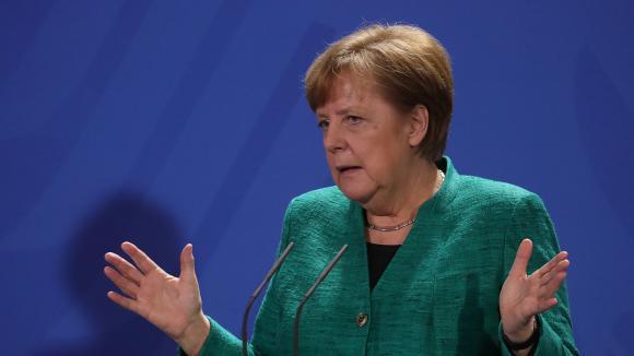 Les trois scénarios possibles pour Merkel — Coalition en Allemagne