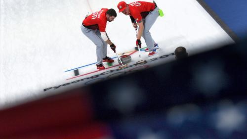 DIRECT. JO d'hiver 2018 : ski alpin, patinage de vitesse, curling... Regardez les épreuves de la nuit sur francetv sport