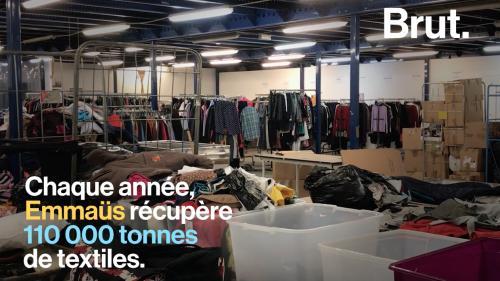 """Gaspillage vestimentaire : """"Apporter son vêtement dans un lieu où il va être revalorisé, c'est déjà agir"""""""