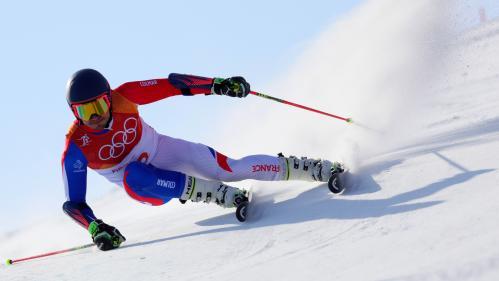 """JO d'hiver 2018 : le skieur Mathieu Faivre renvoyé en France """"pour raison disciplinaire"""""""