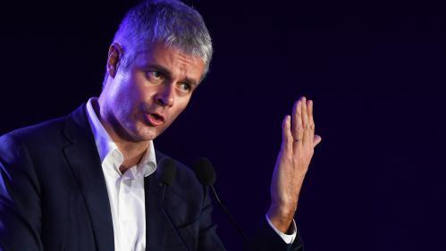 VIDEO. Après ses propos polémiques, Laurent Wauquiez persiste et signe