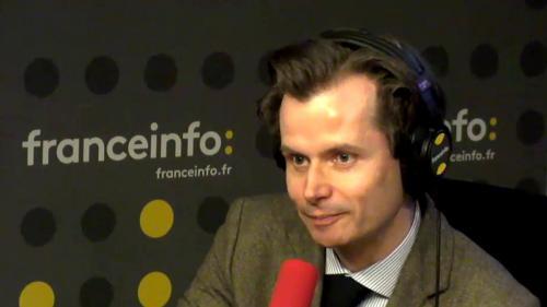 """Élections européennes 2019 : """"La circonscription unique, c'est de la petite tambouille de vieux partis"""", estime le député LR Guillaume Larrivé"""
