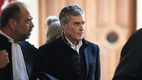 Fraude fiscale : l'avocat général requiert trois ans de prison ferme contre l'ancien ministre Jérôme Cahuzac