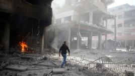 VIDEO. Un responsable des Nations unies tente de faire réagir un officiel syrien
