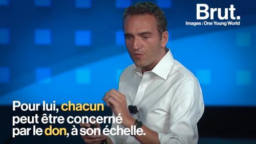"""Alexandre Mars : """"Nous voulons bâtir une société où le don deviendra la norme"""""""