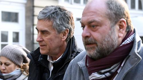 """""""Et s'il se flingue en taule?"""": l'ultime plaidoirie d'Eric Dupond-Moretti pour éviter la prison ferme à Jérôme Cahuzac"""