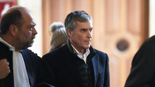 A la barre, Jérôme Cahuzac raconte le jour où son fils l'a sauvé du suicide