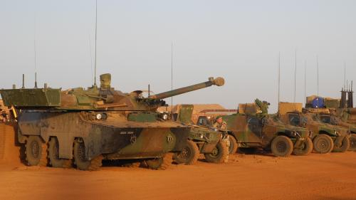 Opération Barkhane: deux soldats français tués au Mali
