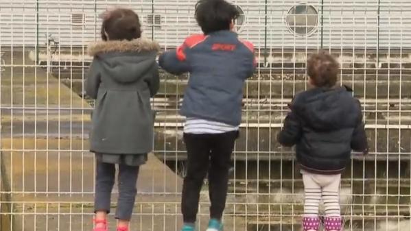 Ivry-sur-Seine : un centre d'accueil pour les familles de migrants