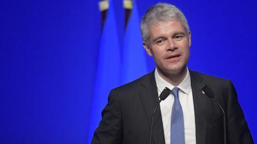 L'électorat de droite pas choqué par les propos de Laurent Wauquiez