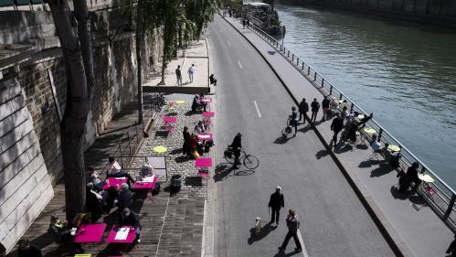 Trois questions sur l'annulation de la piétonnisation des voies sur berges à Paris