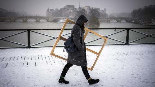"""Préparez-vous : Météo France annonce un froid """"glacial"""" dans les prochains jours"""