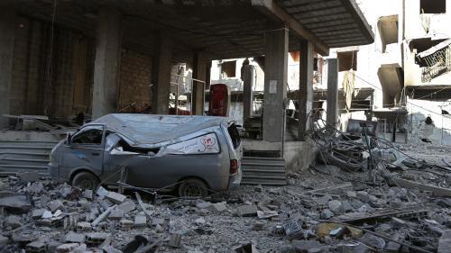 Syrie : la Suède et le Koweït demandent un vote à l'ONU sur une proposition de cessez-le-feu