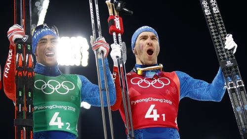 JO d'hiver 2018 : l'équipe masculine du sprint en ski de fond décroche le bronze, 14e médaille tricolore