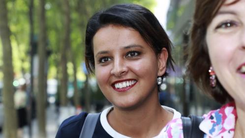 L'ancienne ministre Najat Vallaud-Belkacem va rejoindre un grand institut de sondage