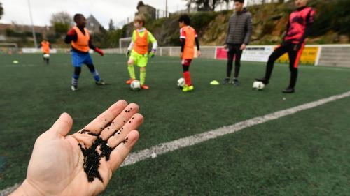 Terrains de foot synthétiques : le gouvernement demande un rapport sur d'éventuels risques sanitaires