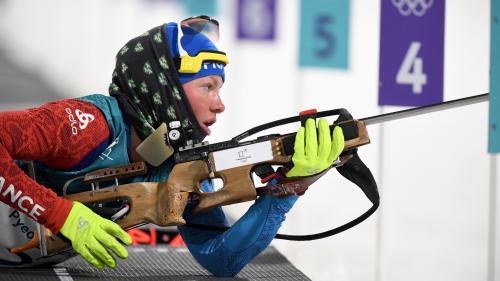 JO d'hiver 2018 : le biathlon va-t-il encore couvrir d'or la France ? Regardez le relais féminin