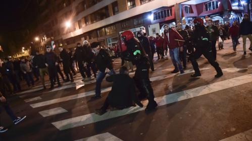 Ligue Europa : un policier meurt lors d'affrontements entre supporters avant le match Athletic Bilbao-Spartak Moscou