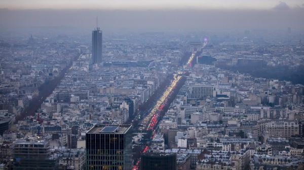 Paris : pas de circulation différenciée vendredi, malgré la demande de la mairie