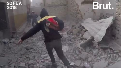 """VIDEO. Bientôt """"un cataclysme humanitaire"""" en Syrie ? On vous résume en 2 minutes ce qu'il se passe en Ghouta orientale"""