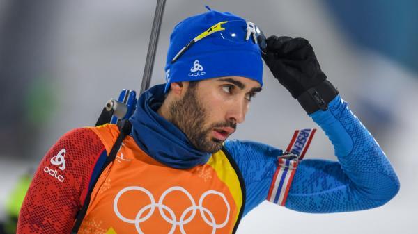 JO d'hiver 2018 : désillusion pour Martin Fourcade et ses coéquipiers, la France termine cinquième du relais masculin de biathlon