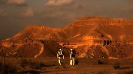 Espace : des scientifiques (presque) sur Mars