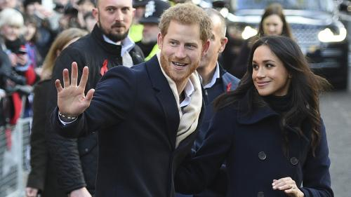 """Royaume-Uni : le prince Harry et Meghan Markle ont reçu un courrier """"raciste"""""""