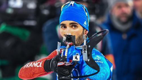 JO d'hiver 2018 : encore une médaille pour Martin Fourcade ? Regardez la France viser l'or dans le relais masculin de biathlon