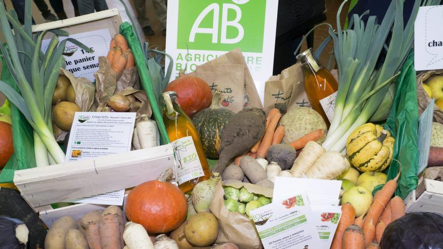 Salon de l 39 agriculture un parcours bio mis en place - Salon de l agriculture place gratuite ...