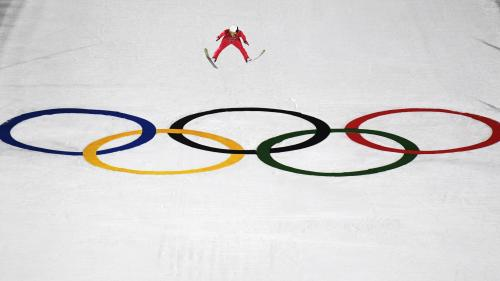EN IMAGES. Bisous, larmes de joie, chutes… Les photos qu'il ne fallait pas manquer pendant les Jeux olympiques de Pyeongchang