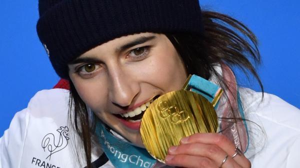 Perrine Laffont : le geste d'une championne
