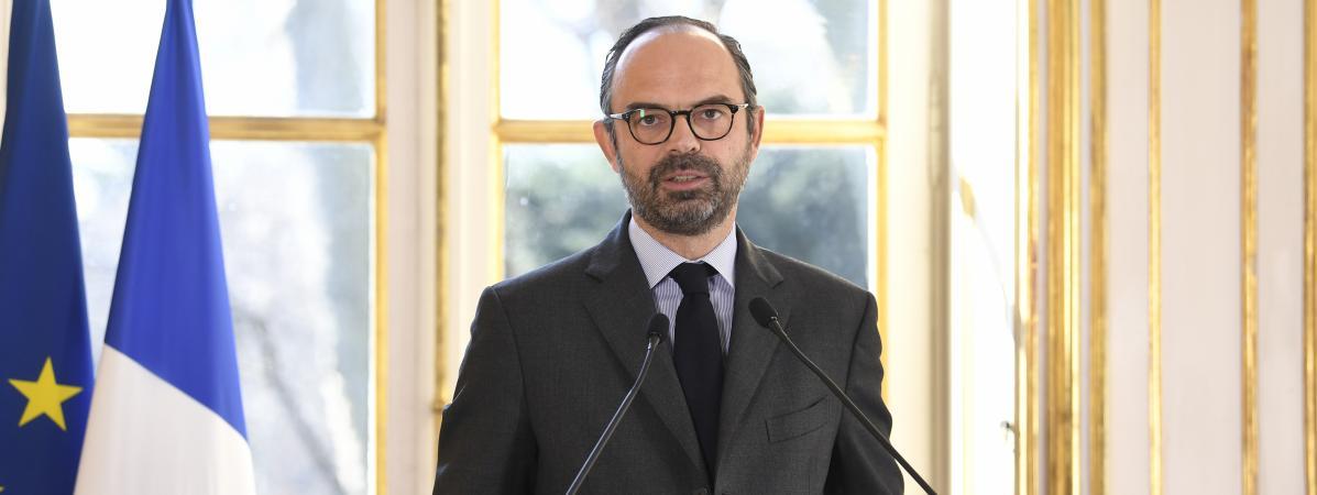 Le Premier ministre Edouard Philippe, à Paris, le 26 février 2018.