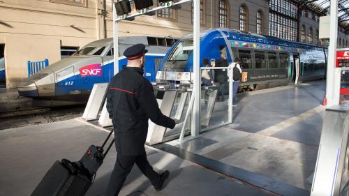 La SNCF ne prend plus de réservations pour les trajets qui auront lieu durant les 12 jours de grève prévus en avril