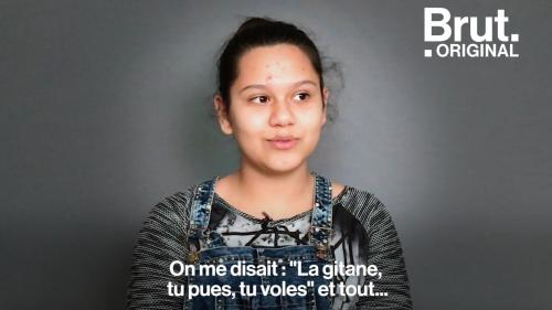 La vie d'Amadora, petite fille tzigane arrivée en France à quatre ans