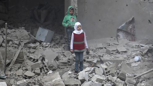 L'effrayant rapport de l'ONG Save the Children