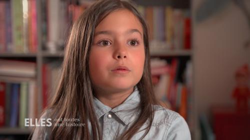 """VIDEO. Carmen, 9 ans : """"Des femmes fouettées par leur mari dans certains pays du monde, c'est une injustice pas possible"""""""