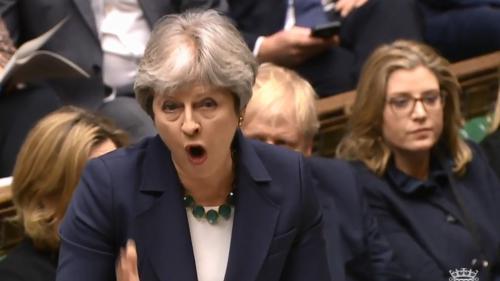 """Brexit : Londres refusera un accord qui """"menacerait"""" l'intégrité du pays"""
