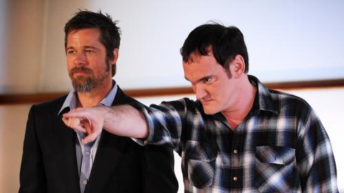 Leonardo DiCaprio et Brad Pitt réunis dans le prochain film de Quentin Tarantino
