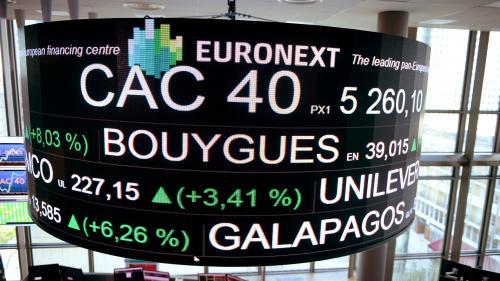 Les entreprises du CAC 40 ont généré plus de 90 milliards d'euros de bénéfices en 2017
