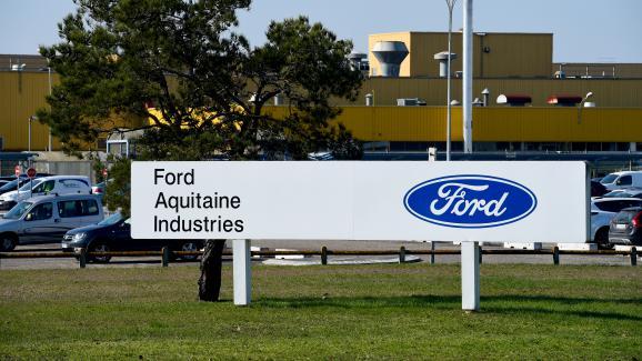 Réunion de crise à Bercy — Ford