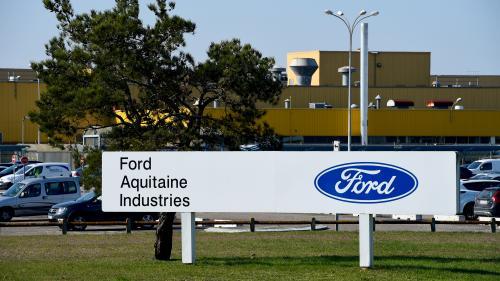 """Gironde : Ford ne voit """"aucune opportunité de production"""" au-delà de 2019 pour son site de Blanquefort"""