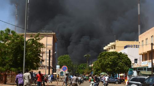 Burkina Faso : ce que l'on sait des attaques qui ont visé Ouagadougou