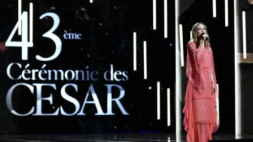 """DIRECT. César 2018 : Camélia Jordana obtient le César du meilleur espoir féminin pour """"Le Brio"""""""