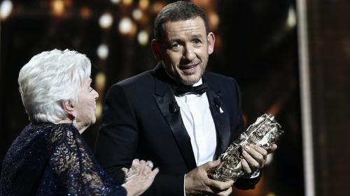 """DIRECT. César 2018 : Dany Boon remporte le premier César du public pour """"Raid Dingue"""""""