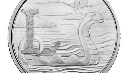 Monstre du Loch Ness, James Bond, fish & chips : le Royaume-Uni frappe de nouvelles pièces de collection