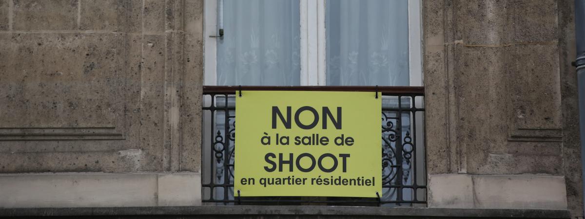 Salle De Shoot A Paris Quand On Voit Quelqu Un Qui N Est Pas